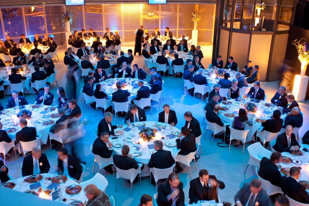 5 Congres en vergadercentrum Eindhoven-Evoluon - Diner